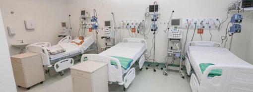 Novos leitos de UTI na Maternidade Osasco